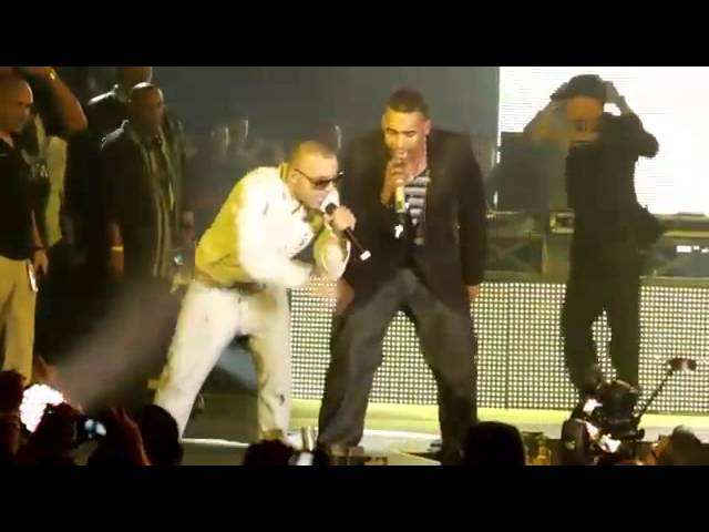 Don Omar Ft. Lucenzo, Daddy Yankee, Arcangel - Danza Kuduro (Remix) (Official Video) Live.mp4