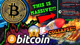 URGENT!! BITCOIN MAJOR MOVE!!! DOLLAR COLLAPSING!!! $120,000,000 USDT MINTED!