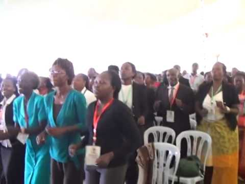 CATHOLIC CHARISMATIC RENEWAL AFRICAN - YouTube