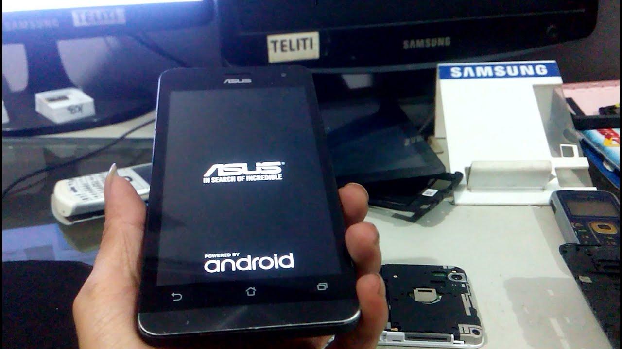 Hard Reset Asus ZenFone 5 (T00F/T00J)
