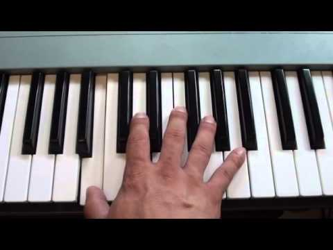 How To Play True Love By Pink Ft Lily Allen On Piano