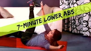 7 Minute Lower Abs   Belly Fat Burner