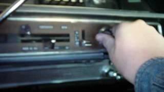1966 Ford Galaxie 500 45* F cold start. 352 FE V8.