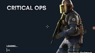 Roblox si critical ops