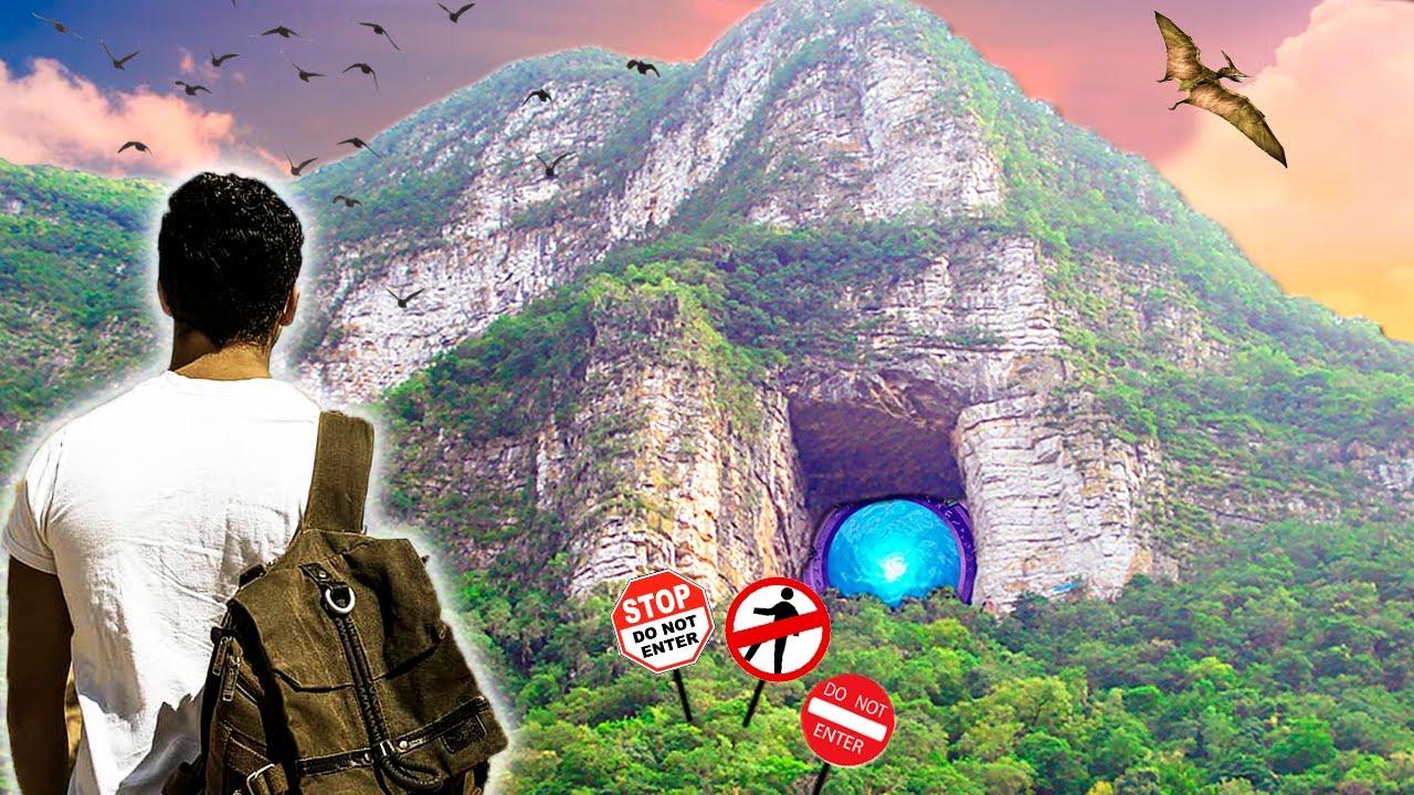 Cuevas PROHIBIDAS Que Jamás te Dejarán Visitar