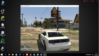 Gta V on 2GB ram and intel HD graphic 4000.