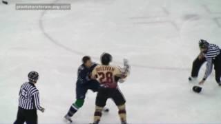 Gwinnett Gladiators: Sullivan vs McJannet - 01-17-2009