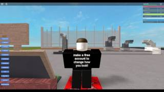 I BUILD McDonalds I Roblox Games :)