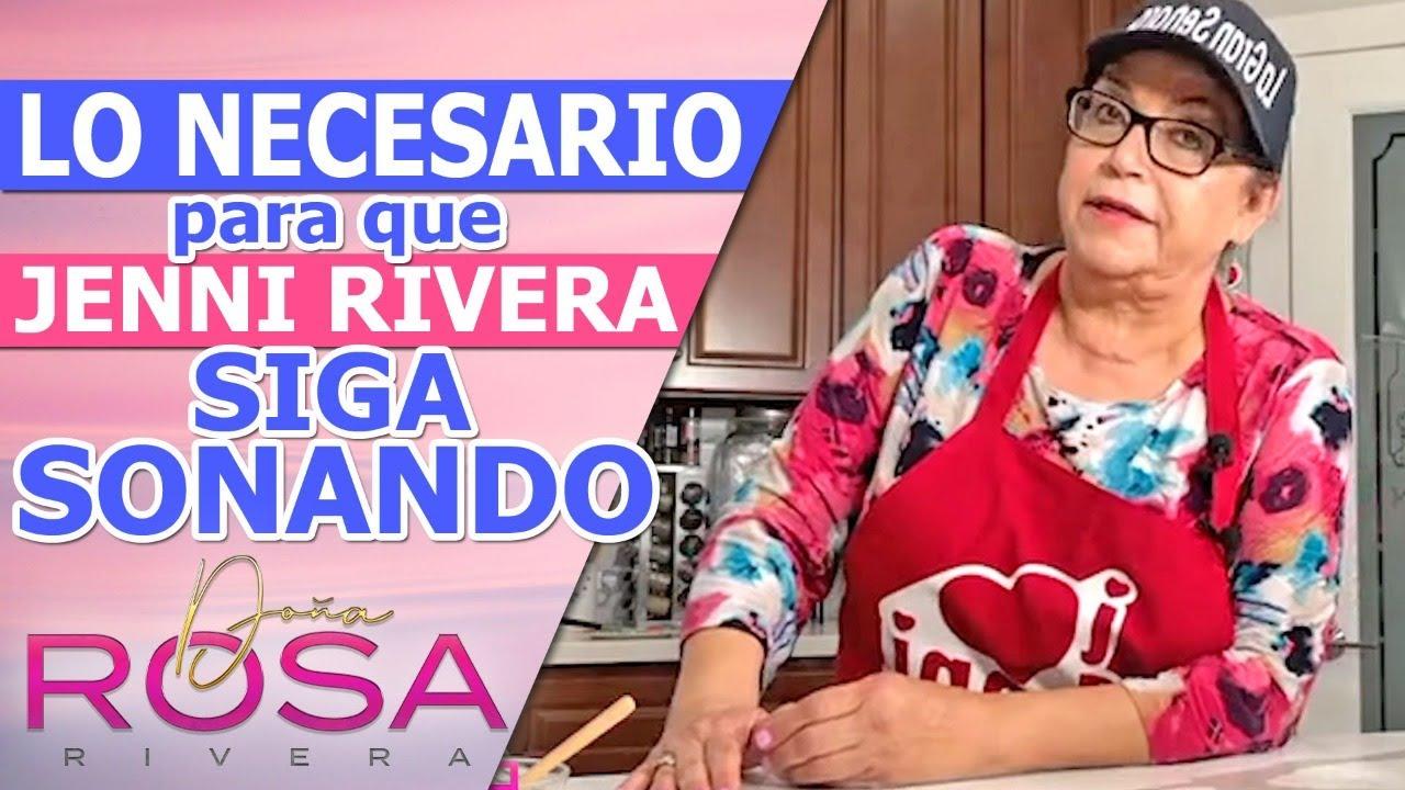 ¿Por qué NO SUENA la MÚSICA de JENNI en RADIO?   Doña Rosa Rivera