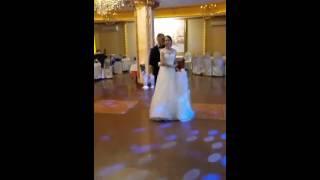 Красивый танец 2015 года. Первый танец молодых! Свадебный танец.