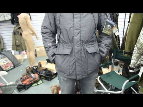 видео: [1/2] Зимняя куртка для города nova tour «Аляска». Обзор