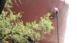 barco que choca en la isla de san nicolas