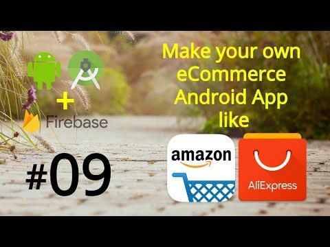 Android Amazon Clone App - Android Firebase Admin Panel Android