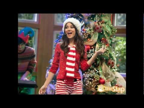 Victorious: 'Its Not Christmas Without You' Song HD