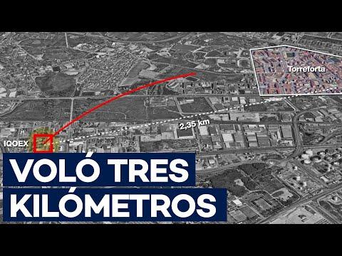 El recorrido de la tapa del reactor que mató a un hombre a 3 km de la explosión de Tarragona