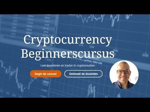 Download CRYPTOCURRENCY CURSUS VOOR BEGINNERS + GRATIS BITCOIN TRAINING