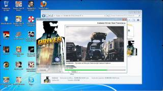 Instalar Driver San Francisco Skidrow PC GAME