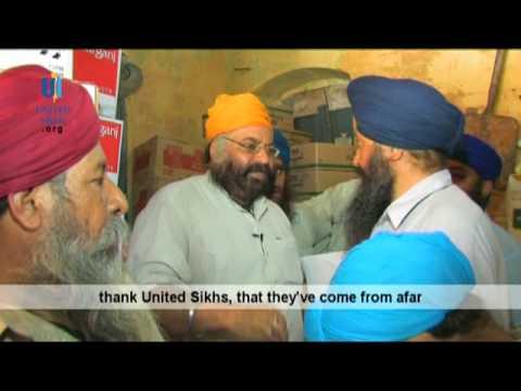 UNITED SIKHS Pakistan Aid Project TV Short Film