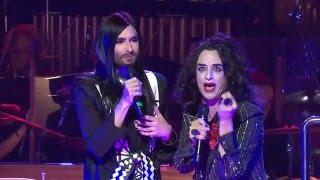 Conchita and Paul Capsis - Bang Bang - Sydney Opera House