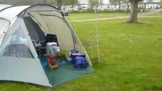 camping at mortonhall