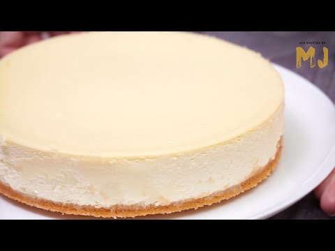 LA AUTÉNTICA NEW YORK CHEESECAKE | La Receta Perfecta
