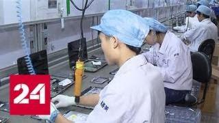 Смотреть видео Торговая война с Китаем ударит по каждой американской семье - Россия 24 онлайн