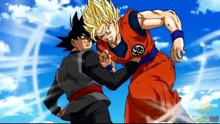 Dragon Ball Super AMV -  Goku vs. Black Goku - In the end