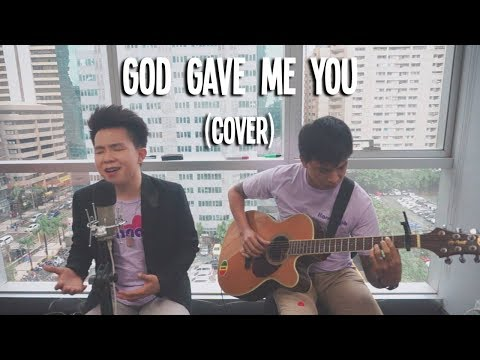 God Gave Me You - Bryan White (cover) Karl Zarate