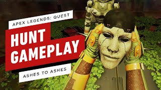 """Apex Legends Quest FINALE """"Ashes to Ashes"""" Complete Gameplay"""