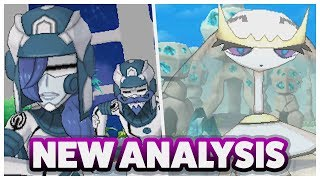 EXTENDED GAMEPLAY + NEW TRAILER ANALYSIS!! - Pokemon Ultra Sun and Moon