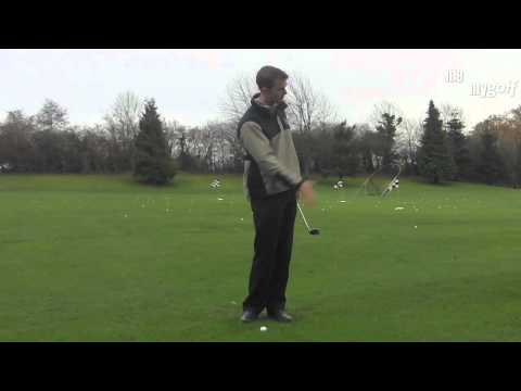 Golf Swing - The correct swing thought