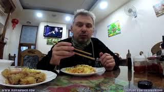 """ЗА ЕДУ  - отличное вьетнамское кафе """"Сайгон"""" и вкусный суп Фо Бо во Львове"""