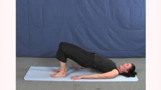 Yoga för alla - Teknik - Halvbrygga