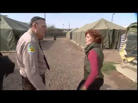 Sheriff Joe Arpaio talks to Ruby Wax about prisoner humiliation