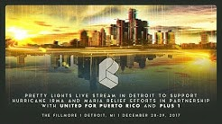 Pretty Lights Live @ The Fillmore - Detroit, MI 12/28/2017