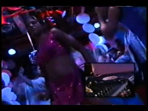 Ms Felecia on Electric Circus Much Music Television
