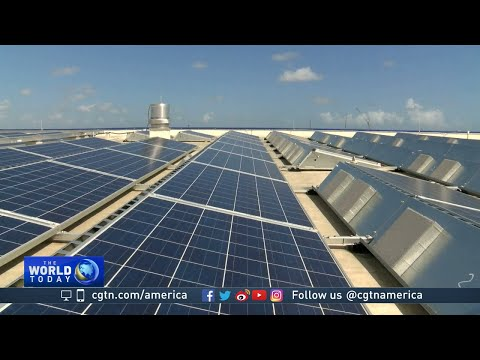 Solar industry pays hefty price in US-China trade war