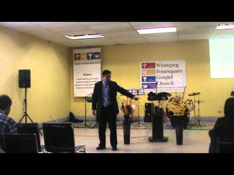 Malachi 3:10 (Giving Tithes and offerings) May 5, 2013 WFGC Sermon Part 1
