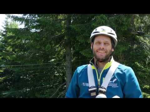 Film: Einweisung im Kletterwald Söllereck