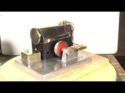 Albury Manor MK4 Model Steam Engine