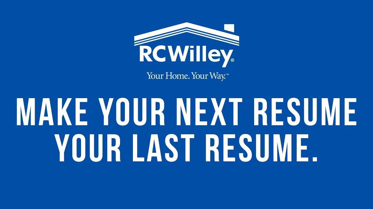 RC Willey Careers