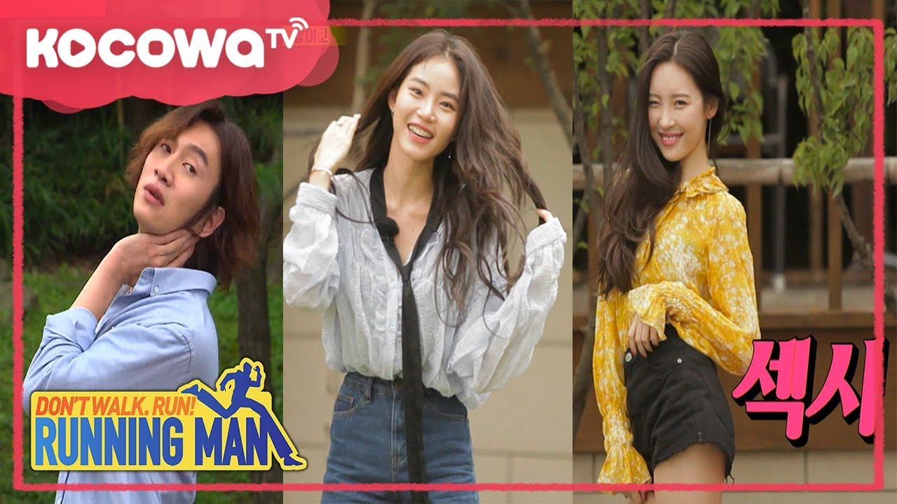 [RunningMan] Ep 367_0910_How to Pose for Pictures