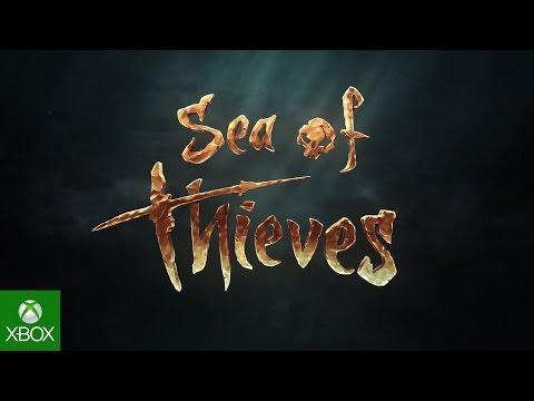 Sea of Thieves E3 Announce Trailer