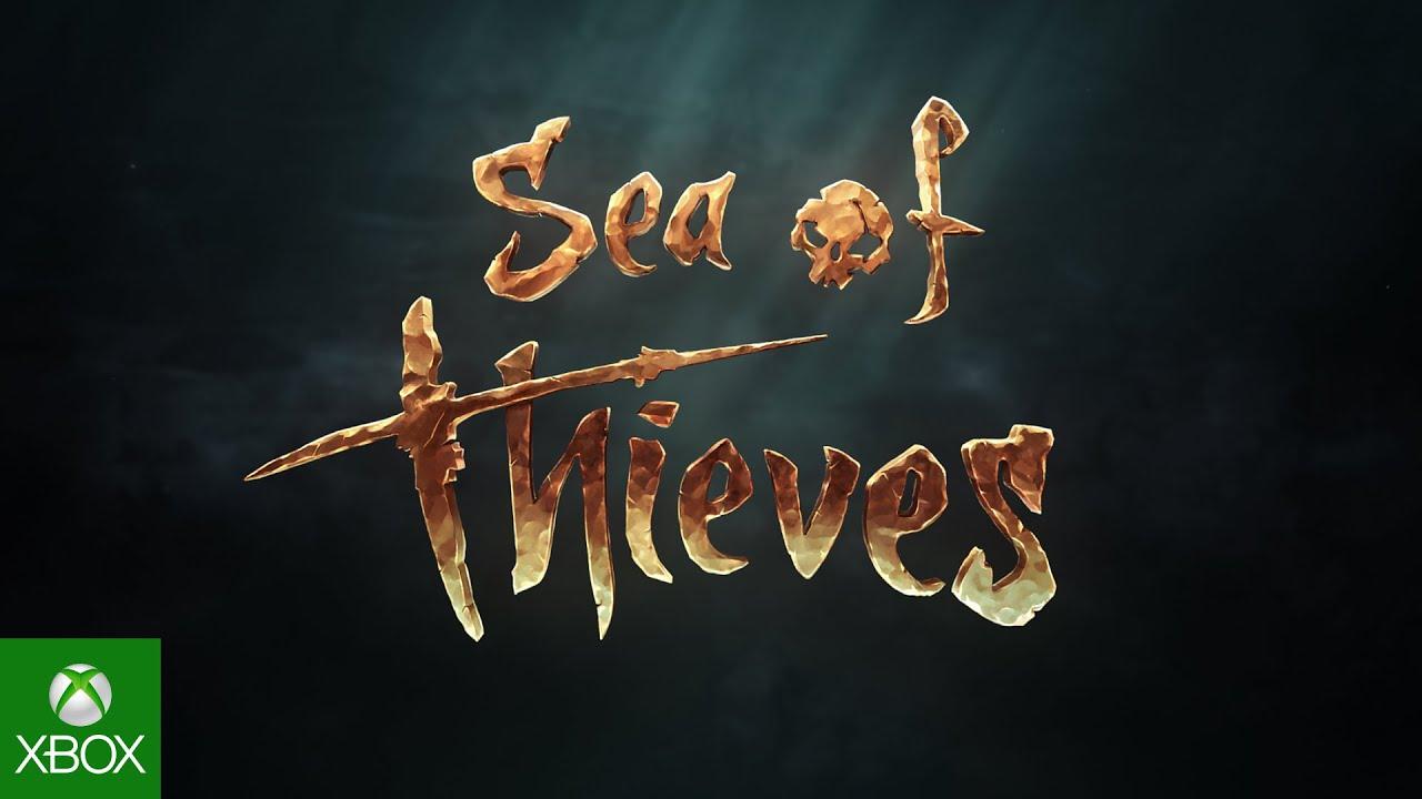 Sea Of Thieves E3 Announce Trailer YouTube