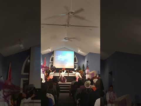 Holy Spirit You Are Welcome Here/ Oceans Kim Walker & Hillsongs Dance