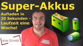 Super-Akku aus Wasser - Ist das die Erfindung, die die Welt verändert?