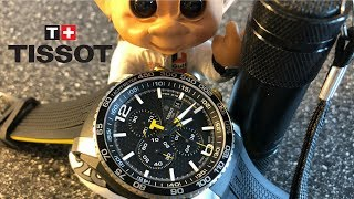 Tissot PRS 516 Extreme Masculine And Affordable Sports Chronograph