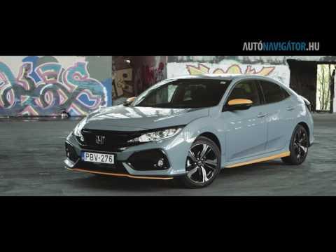 Honda civic 1 5 vtec adatok