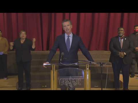 Governor Newsom Update on Statewide Demonstrations & COVID-19