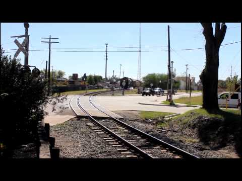 UP 844 in Bryan / College Station, TX - 10.29.2012